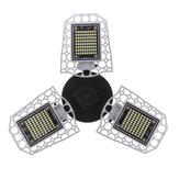 AC170-265V E26 Водонепроницаемы 150 Вт Свет Датчик 240 LED Гаражная лампа Деформируемый потолок Лампа Дом На открытом воздухе Применение