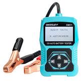 ALLSUN EM571 Carro Bateria Tester 3-em-1 Multifuncional Automotivo Medidor de Verificação Digital Analyzer Digital Diagnostic Tool 100-2000 CCA 12V