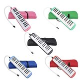 IRIN 32 anahtar Melodika Mızıka Elektronik Klavye Akordeon ile Ağız Organ Çanta
