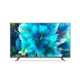 Xiaomi Mi TV 4S 43 Inch Kontrol Suara 5G WIFI bluetooth 4.2 4K HD Android Smart TV International - Dukungan Versi ES NetFlix Resmi Amazon Prime Video Google Assistant