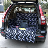 Przedłużona pokrywa dla psa Pet Dog SUV Travel Car Pet Puppy Backseat Cover Protector