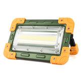 IPRee® 50W LED COB Pekerjaan Ringan IP65 Waterproof USB Isi Ulang Lampu Sorot Spotlight Outdoor Camping Darurat