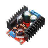 DC-DC 10-32V to 12-35V 150W 6A Car Notebook Mobile Power Supply Adjustable Boost Module