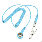 JAKEMY JM-E01 Anti-static Conductive Elastic ESD Wrist Strap for iPhone Samsung Huawei Repair Tools