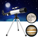 360x50mm Astronomical Telescope HD Refractive Monocular Spotting Scope With Tripod
