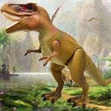 RC Télécommande Marche Dinosaure Lumières Sons Enfants Enfants Action Jouets Cadeau
