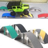 RC Veículo Simular Barreira Cruz Eixo Arco Ponte Barreira Para SCX10 TRX4 KM2 90046 RC Peças de Carro