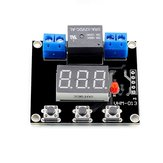 VHM-013 0-999 Min Countdown Timer Switch Board with Power Off Memory Function