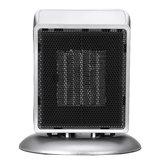 Winter 900W Mini Space Fan Heater Portable  Electric Wall-outlet Furnace Warmer