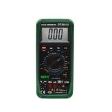 DUOYI DY2201D LCD Digital Automotive Multimeter With Speed Conversion Sensor Non-contact RPM Dwell Angle Frequency Temperature Tester