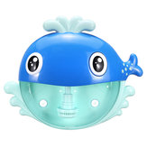 Whale Bubble Machine Electric Automatic Maker Blower Baby Kids Child Bath