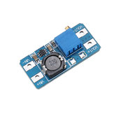 5 stks DC 2 V-24 V Naar 5 V-28 V 2A Step Up Boost Converter Voeding Module Verstelbare Regulator Board