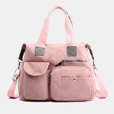 Женская сумка Nylon Водонепроницаемы с большой вместимостью Сумка