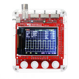 NEW JYETech® 13805K DSO138 Mini 200KHz Digital Oscilloscope SMD Soldered Version DC3.5V-6V With Housing