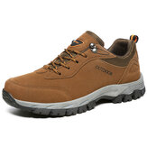 Men's Hiking Trekking Shoes Breathable Casual Boots