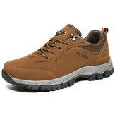 Chaussures de trekking de randonnée pour homme Bottes de loisirs respirantes