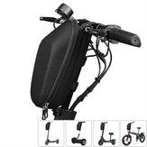 BIKIGHT EVA Waterproof Handlebar Bag Bike Bag Scooter Bag for Ninebot Electric Scooter