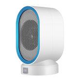 400 W Mini Elektrikli Isıtıcı Fan Hava Isıtma Fanı Kış Isıtıcı Masaüstü Ev Ofis