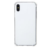 Bakeey Airbag Transparent Clear Shockproof Protective Cover Case for iPhone X / XS / XR / iP XS Max