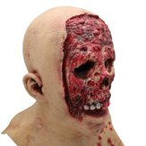 Erwachsene Halloween Latex Bloody Mask Zombie Clown Horror Scary Kostüm Cosplay