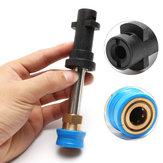 Adaptateur de laveuse à pression à conversion rapide et compact pour accessoires d'adaptateur Karcher série K