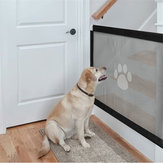 Mesh Magic Pet Dog Gate Safe Guard And Install Anywhere Pets Safety Enclosure US Gateway
