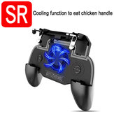 Gra Pubg SR2 The Generation Mobile Controller Trigger Shooter Game Handle 4 In 1 Mobile Power Cooling Fan 2000 / 4000mah