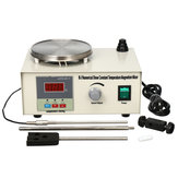 300W 220V Laboratorio de laboratorio Agitador magnético Calefacción Placa Equipo mezclador de placa calefactora