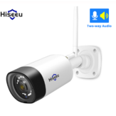 Hiseeu TZ-HB312 HD 1080P 2MP Wireless Outdoor Security Camera Weatherproof Bullet IP WiFi Outdoor Camera for Hiseeu CCTV Camera System