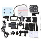 SJ7000 Waterproof 1080P HD WIFI Layar LCD 2.0 Inch Wide Angle Sport Aksi Kamera