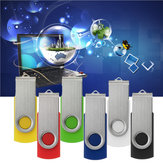 8MB 8M USB 2.0 Flash Drive Memory Storage Thumb Stick Pen Gift Folding USB Flash Disk