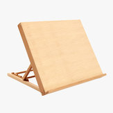 Wooden Easel Table Sketch Stand Adjustable Artist Drawing Board Oil Painting Easels