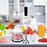 600W Portable Electric Blender Stick Whisk Juicer Mixer Handheld Vegetable Meat Grinder Food Chopper