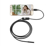 Bakeey AN97 5.5mm Micro USB 6 LED Phone Mini HD Camera Endoscopes Data Cable Inspection Borescope For Samsung