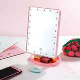 22 LED Light Vanity Makeup Mirror Light Table Mirror 360 ° R