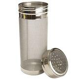 Filtro per micron in acciaio inossidabile da 300x180mm con filtro a tubo in acciaio inossidabile 300 micron