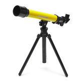 20X 40X 60X astronomische Teleskopokulare mit Stativ für Anfänger