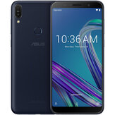 ASUS ZenFone Max Pro (M1) ZB602KL Global Version 6.0 بوصة FHD + 5000mAh 13MP + 5MP كاميرات خلفية مزدوجة 3GB 32GB Snapdragon 636 4G الهاتف الذكي