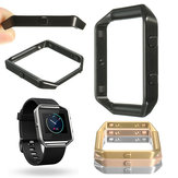KALOAD Stainless Steel Watch Protector Frame Holder Case Cover For Fitbit