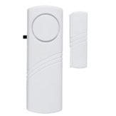 Painel magnético Sensor Porta de alerta Windows Gabinete Sensor Sistema de alarme sem fio Alarme 90dB