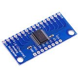 5pcs ADC CMOS CD74HC4067 16CH Channel Analog Digital Multiplexer Module Board Sensor Controller Geekcreit for Arduino - products that work with official Arduino boards