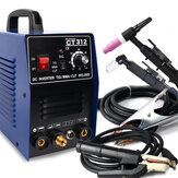 CT312 3 in 1 TIG MMA CUT Welder Inverter Welding Machine 120A TIG/ MMA 30A Plasma Cutter Portable Multifunction Welding Equipment 220V