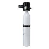 DEDEPU 500ml Mini Scuba Diving Air Tank Oxygen Cylinder Diving Equipment 3000PSI / 200bar / 20MPa