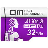 DM 16GB 32GB 64GB 128GB 256GB C10 U3 95MB / s عالي السرعة TF Memory بطاقة لـ ذكي هاتف Tablet Car DVR Drone