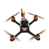 Eachine Tyro69 105mm F4 OSD 2.5 Inch 2-3S DIY FPV Racing Drone PNP met Caddx Beetle V2 1200TVL Camera
