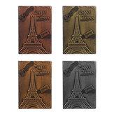 The Eiffel Tower in Paris Eiffel Tower Notebook Travel School Notebook Gift for School Office Supplies