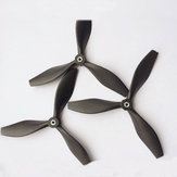 4pcs 5*5 5050 High Efficient 3 Blades Propeller for X-UAV Skysurfer X8 RC Airplane