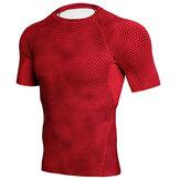 JACK CORDEE Hızlı Kuru Tişörtlerle Çalışan Erkekler Sporları