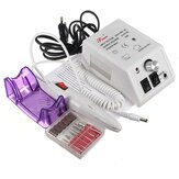 220V Pro Electric Taladro Uña Juego de pedicura para manicura Art Machine