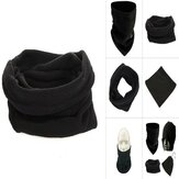 Sport Fleece Face Mask Neck Scarf Cap Snood